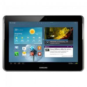Galaxy Tab 2 10.1 P5110 scherm reparatie