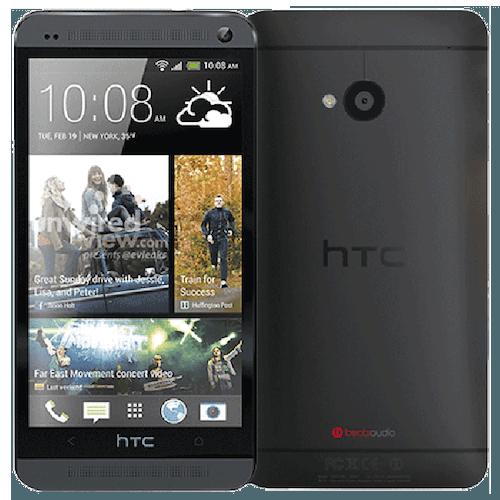 HTC One scherm reparatie