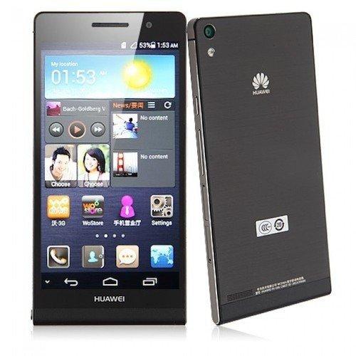 Huawei Ascend P6 accu vervangen