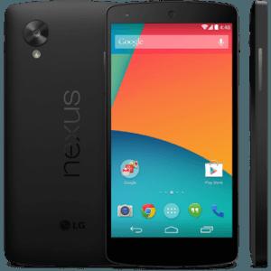 Nexus 5 glas vervangen