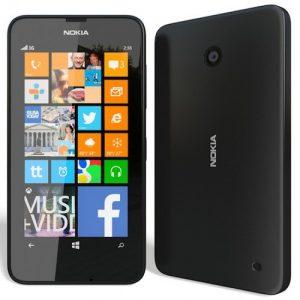Nokia Lumia 630 scherm reparatie