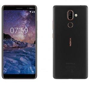 Nokia 7 Plus scherm reparatie