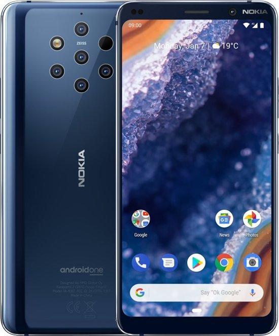 Nokia 9 PureView scherm reparatie