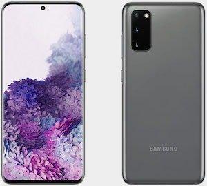 Samsung Galaxy S20 scherm reparatie