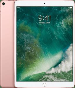 iPad Pro 10.5 2017 scherm reparatie