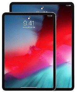 iPad Pro 12.9 2018 scherm reparatie